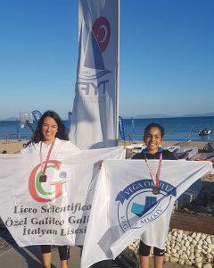 Okullararası Türkiye Şampiyonası'nda Hssk Damgası…