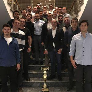 Tebrikler Sutopu A Takımımız!