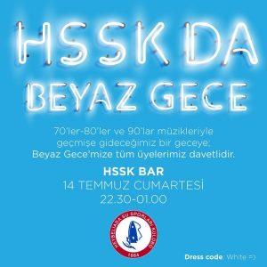 HSSK'da Beyaz Gece