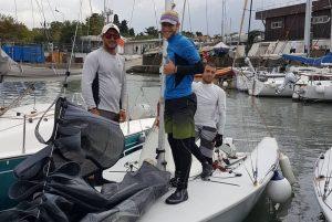 HSSK, Sportsboat Türkiye Şampiyonası'na katıldı…