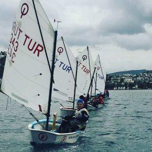 Tyf Atatürk Kupası Yelken Yarışları bugün start alıyor.