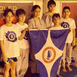 11-12 Yaş Ulusal Yüzme Gelişim Projesi 1. Vize Yarışları Başlıyor