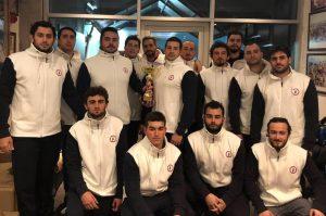 Sutopu A Takımımız İstanbul Şampiyonu!