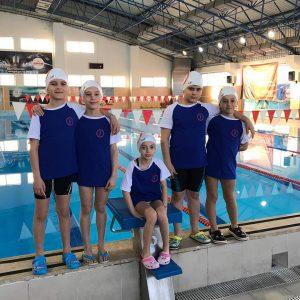 Minik Yüzücülerimizden Büyük Başarılar