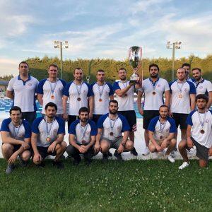 HSSK, Su Topu Süper Lig'ini 3. tamamladı!