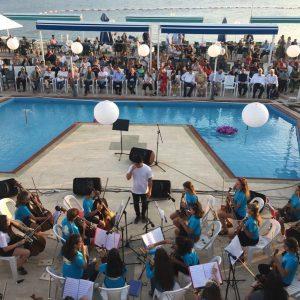 Adalar Çocuk Orkestrası Yaz Konseri ve Mehtabiye Konseri HSSK'da Gerçekleşti!