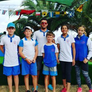 Yelkencilerimiz Türkiye Optimist Takım Şampiyonası'nda Kulübümüzü Temsil Ediyor!