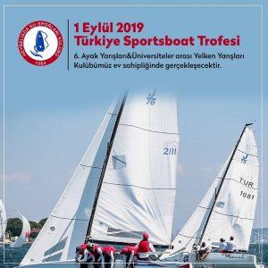 Türkiye Sportsboat Trofesi HSSK Ev Sahipliğinde Gerçekleşecek!