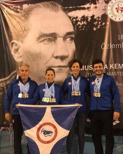 TYF Mustafa Kemal Atatürk'ü Anma yarışlarında HSSK farkı!