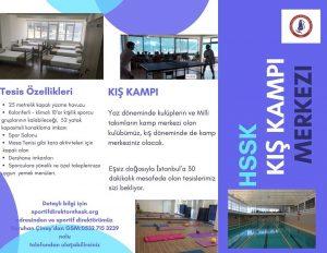 HSSK Kış Kampı Merkezi