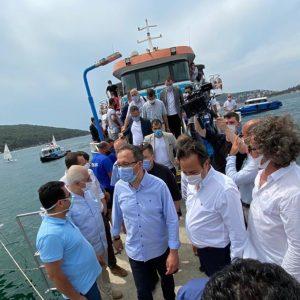 Gençlik ve Spor Bakanı Sayın Dr. Mehmet Kasapoğlu HSSK'ya Ziyaret Etti