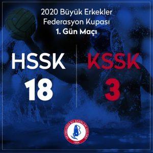 HSSK: 13 – KSSK: 3