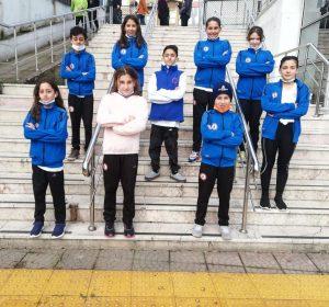11-12 yaş İstanbul 1. Vize Müsabakaları Sona Erdi!