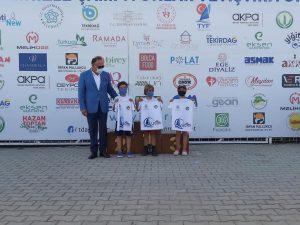 Milli Birlik ve Demokrasi Kupası'nda HSSK!