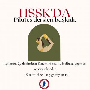 HSSK'da Pilates Dersleri Başladı