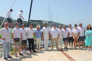 Sportsboat Trofesi 4.Ayak HSSK/Quick Sigorta Kupası Şampiyonu HSSK