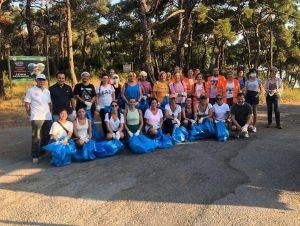 Çöp Toplama Günü Başarı ile Gerçekleştirildi